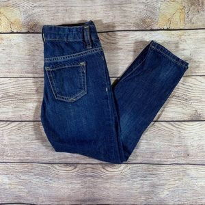 Gap kids girlfriend jean size 5